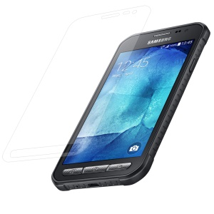0.3mm Tempered Glass Screen Protector Film for Samsung Galaxy Xcover 3 SM-G388F Arc Edge