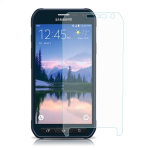 0.3mm Tempered Glass Screen Protector Film for Samsung Galaxy S6 Active SM-G890 Arc Edge