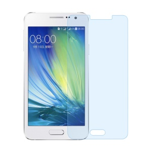0.3mm Anti-blu-ray Tempered Glass Screen Film for Galaxy A3 SM-A300F 2.5D Arc Edge
