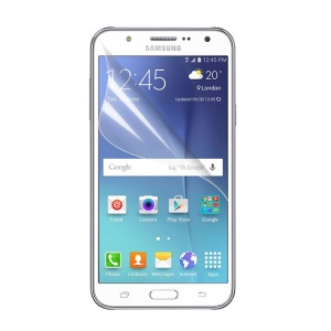Ultra Clear Screen Protector for Samsung Galaxy J7 SM-J700F (With Black Package)