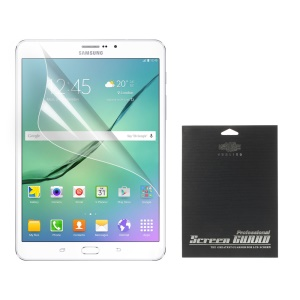 HD Clear LCD Screen Protector for Samsung Galaxy Tab S2 8.0 T710 T715 (With Black Package)
