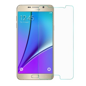 LINK DREAM Tempered Glass Screen Film for Samsung Galaxy Note5 SM-N920 0.33mm 2.5D Arc Edge
