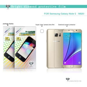 NILLKIN for Samsung Galaxy Note5 N920 Bright Diamond Screen Protective Film