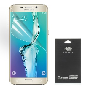 Complete Covering DH Clear Screen Film for Samsung Galaxy S6 Edge Plus G928 (With Black Package)