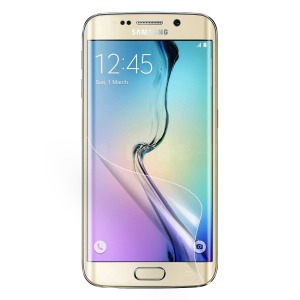 Full Coverage Soft Screen Protector for Samsung Galaxy S6 edge Plus G928 Explosion-proof
