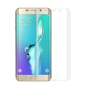 For Samsung Galaxy S6 edge Plus G928 PET Curved Full Coverage Screen Protector 0.1mm