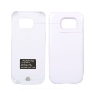 3200mAh External Backup Battery Charger for Samsung Galaxy S6 Edge G925 - White