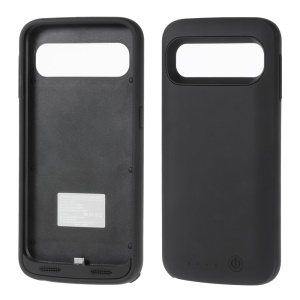3500mAh Backup Battery Charger Case for Samsung Galaxy S6 G920 - Black