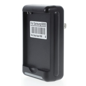 Wall Battery Charger with USB Port for Samsung I9300 Galaxy S3 - US Plug