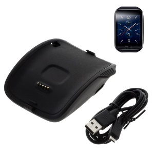 Charger Cradle Charging Dock para Samsung Galaxy Gear S Smart Watch SM-R750