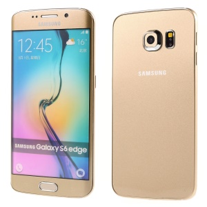 Non-real Dummy Display Phone 1:1 Scale for Samsung Galaxy S6 edge G925 - Gold