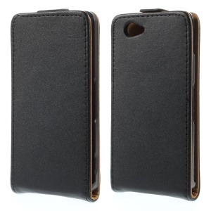 Up-down Open Flip Leather Case Cover for Sony Xperia Z3 Compact D5803 M55w
