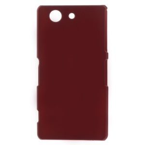 Red Oil Painting Hard Shell for Sony Xperia Z3 Compact D5803 M55w