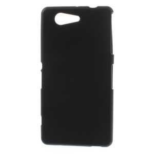 Frosted Soft TPU Case for Sony Xperia Z3 Compact D5803 M55w - Black