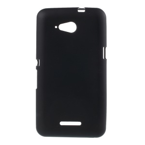 Mate TPU Gel Skin Case for Sony Xperia E4g / Dual - Black