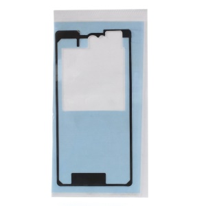 Battery Back Door Cover Adhesive Sticker for Sony Xperia Z1 Compact D5503