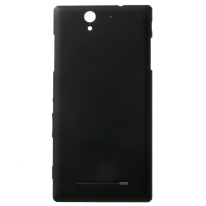 OEM Battery Door Cover for Sony Xperia C3 D2533 - Black