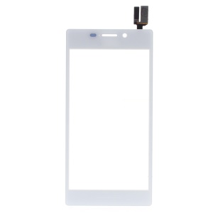 OEM Touch Screen Digitizer Replacement for Sony Xperia M2 D2303 / M2 Dual D2302 - White