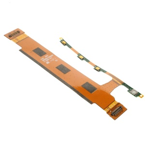 OEM Power Button Flex Cable Ribbon for Sony Xperia T3 D5102 D5103 D5106