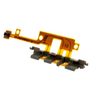 OEM Side Key Flex Cable Ribbon Repair Part for Sony Xperia Z1 Compact D5503