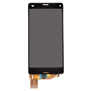 For Sony Xperia Z3 Compact D5803 D5833 M55w LCD Assembly with Touch Screen OEM - Black
