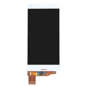 For Sony Xperia Z3 Compact D5803 D5833 M55w LCD Assembly with Touch Screen - White