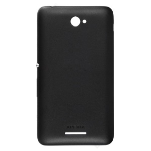 OEM for Sony Xperia E4 Battery Door Housing - Black