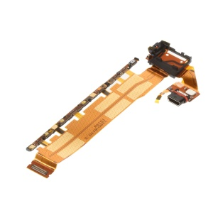 OEM Replacement Part for Sony Xperia Z3+ Side Key Flex Cable Ribbon