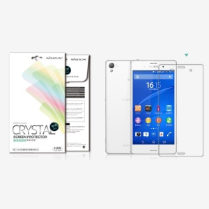 Nillkin Super Clear Anti-fingerprint Screen Protector Film for Sony Xperia Z3 D6653 D6603