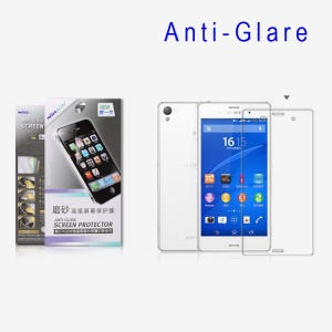 Nillkin Anti-Glare Scratch-resistant Screen Guard Film for Sony Xperia Z3 D6653 D6603