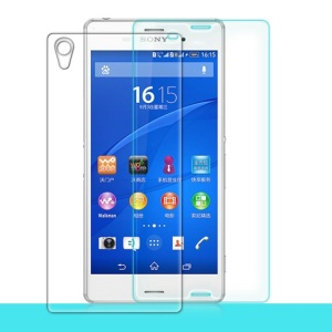 Nillkin Amazing H Nano 9H Anti-explosion Tempered Glass Screen Film for Sony Xperia Z3 D6653 D6603
