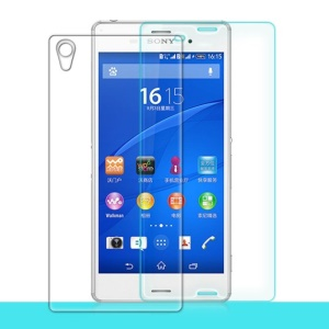 Nillkin Amazing H+ Nano Anti-explosion Tempered Glass Screen Film for Sony Xperia Z3 D6653 D6603 (Suite Edition)