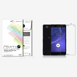 Nillkin Super Clear Anti-fingerprint Screen Protector Guard Film for Sony Xperia Z3 Compact D5803 M55w