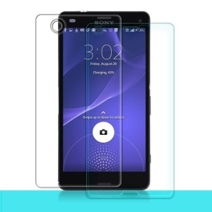 Nillkin Amazing H Nanometer Anti-Explosion Tempered Glass Screen Protector Film for Sony Xperia Z3 Compact D5803 M55w