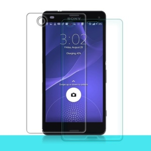 Nillkin Amazing H+ Nanometer Anti-Explosion Tempered Glass Screen Film for Sony Xperia Z3 Compact D5803 M55w