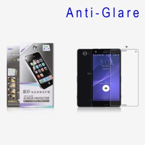 Nillkin Anti-Glare Scratch-resistant Screen Protector Film for Sony Xperia Z3 Compact D5803 M55w