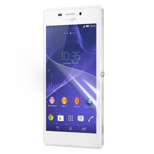 For Sony Xperia M2 Aqua Ultra Clear Screen Protector Film