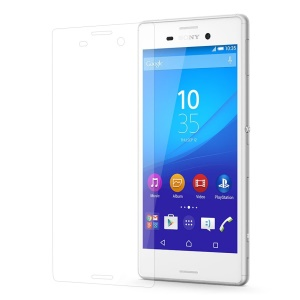 0.3mm Arc Tempered Glass Screen Membrane for Sony Xperia M4 Aqua/Aqua Dual