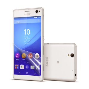 Ultra Clear LCD Screen Protector Guard for Sony Xperia C4 E5333 E5306 E5353