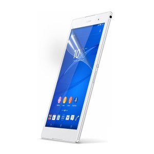 Clear LCD Screen Protector Film for Sony Xperia Z4 Compact