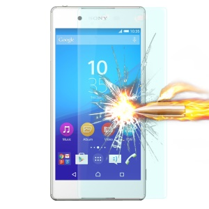 HAT PRINCE Tempered Glass Screen Film for Sony Xperia Z3+ / Z3+ Dual 0.26mm 9H 2.5D Arc Edge