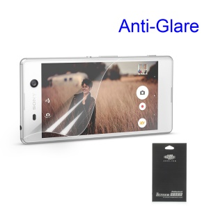 Matte Anti-glare Screen Protector for Sony Xperia M5 E5603 / M5 Dual E5633 (With Black Package)