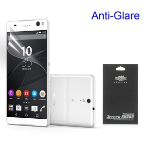 Matte Anti-glare Screen Protector for Sony Xperia C5 Ultra E5553 / Ultra Dual E5533 (With Black Package)