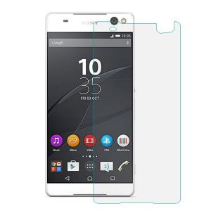 0.25mm Tempered Glass Screen Protector for Sony Xperia C5 Ultra E5553 / Ultra Dual E5533 Arc Edge