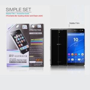 NILLKIN Screen Protector Film for Sony Xperia C5 Ultra E5553 / Ultra Dual E5533 Scratch-resistant