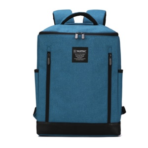 Multi-purpose 20-35L Portable Folding Stool Backpack Travel Chair Bag Fishing Chair (HP-BY003) - Baby Blue