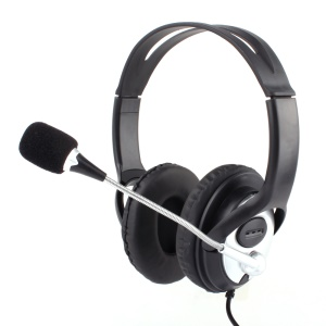 OVLENG Q2 USB Stereo Headphone with Mic for PC Laptop Notebook
