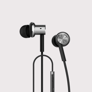 XIAOMI Piston Iron Dynamic In-ear Earphone with Mic Remote Control for Xiaomi Samsung Sony iPhone