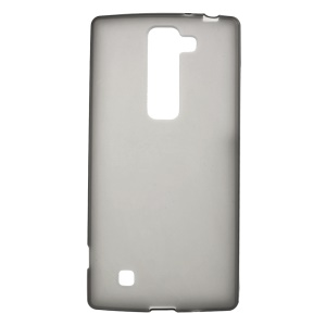 Double-sided Matte TPU Shell Case for LG Magna H502F H500F / G4c H525N - Grey