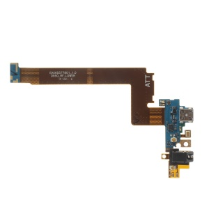 For AT&T LG G Flex D950 Charging Port Dock Connector Flex Cable (OEM, Not Brand New)